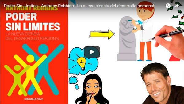 Poder Sin Límites, de Anthony Robbins