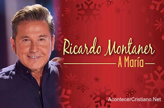 """Ricardo Montaner canción """"A María"""""""