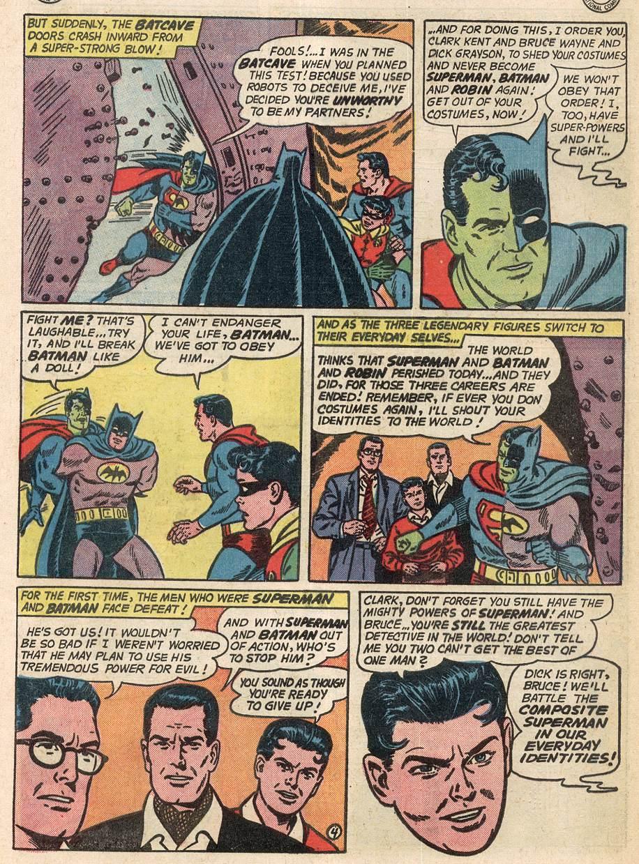 Read online World's Finest Comics comic -  Issue #142 - 16