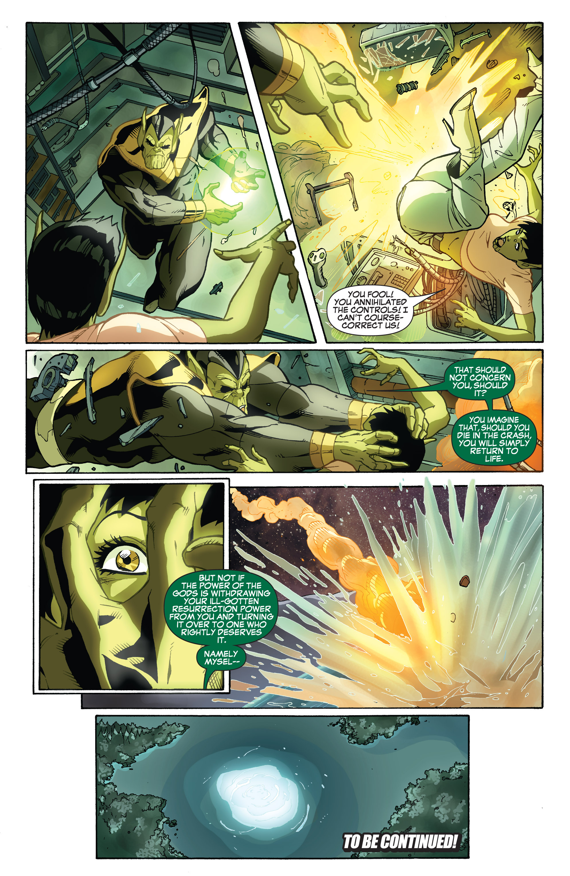 Read online She-Hulk (2005) comic -  Issue #32 - 24