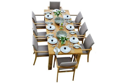 Kelso carver Dining Set
