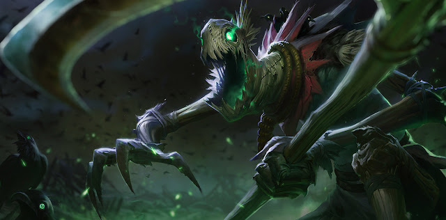 League of Legends for 2020: Choose a Champion Update 3