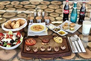 lezz-et steakhouse bayraklı izmir iftar menü  lezzet steakhouse menü izmir bayraklı iftar menuleri