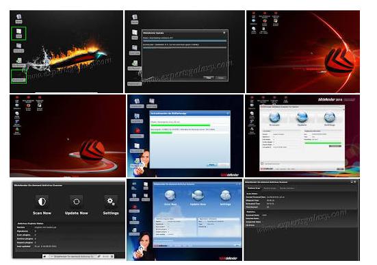 Free Download BitDefender Rescue CD Offline Installer Latest Version For Windows
