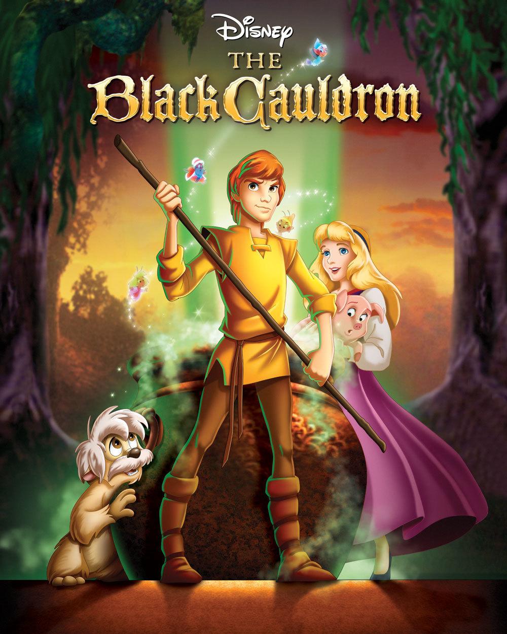 Cazanul Negru Online Dublat in Romana Desene Animate