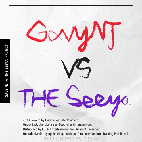 Gavy NJ, THE SEEYA – Tear Up – Single (ITUNES PLUS AAC M4A)