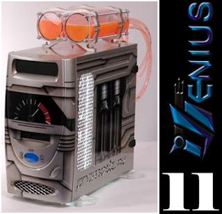 Model - model CPU Komputer yang unik, kreatif dan keren