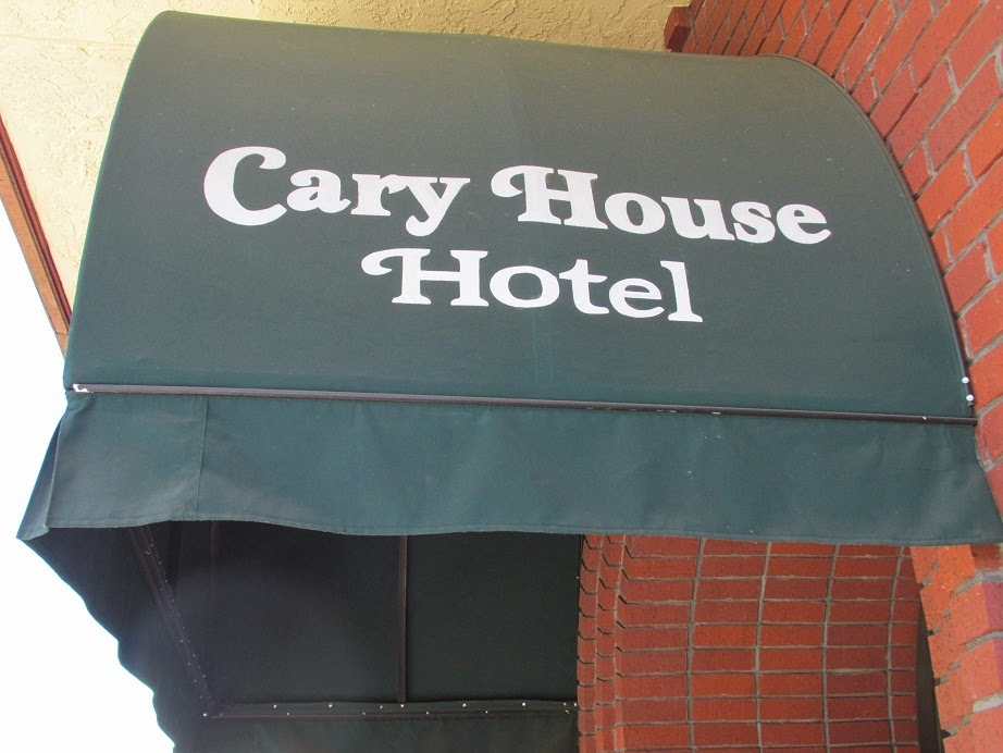 cary house hotel placerville