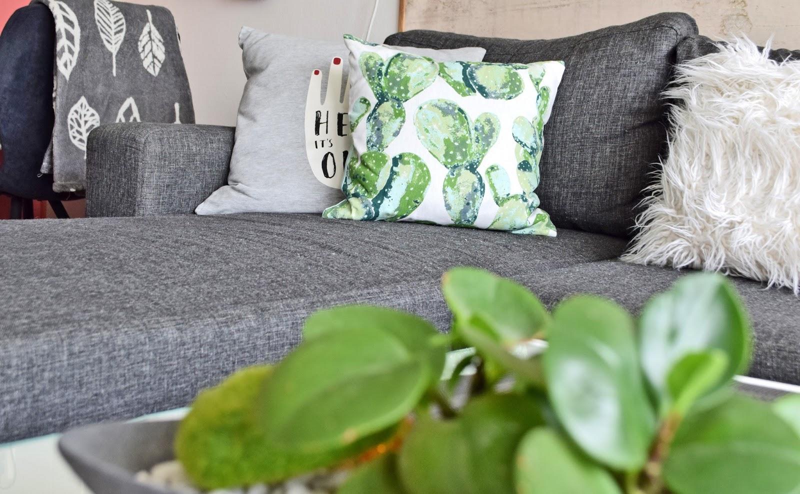 dekoracyjne poduszki do salonu