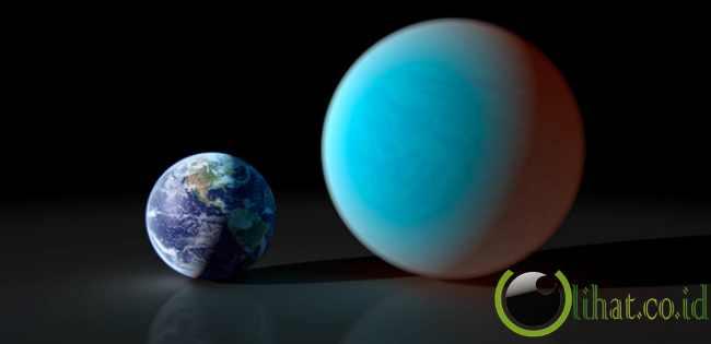 Planet Berlian Termahal!