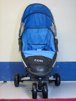 1 Junior A908 Noble Three Wheeler Baby Stroller