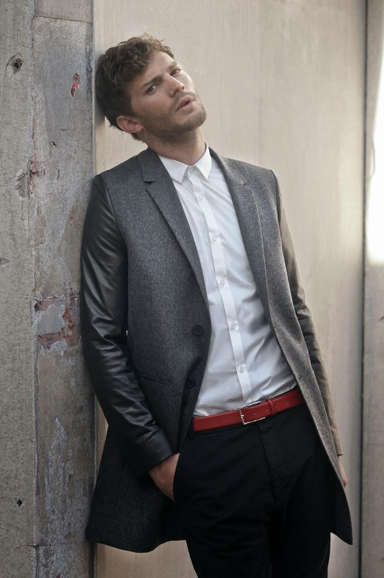 Imagen de Fer Noga en Jamie Dornan Tipos de look, Hugo