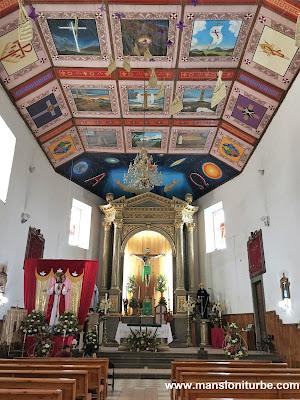 Parroquia de San Diego de Alcalá en Quiroga, Michoacán