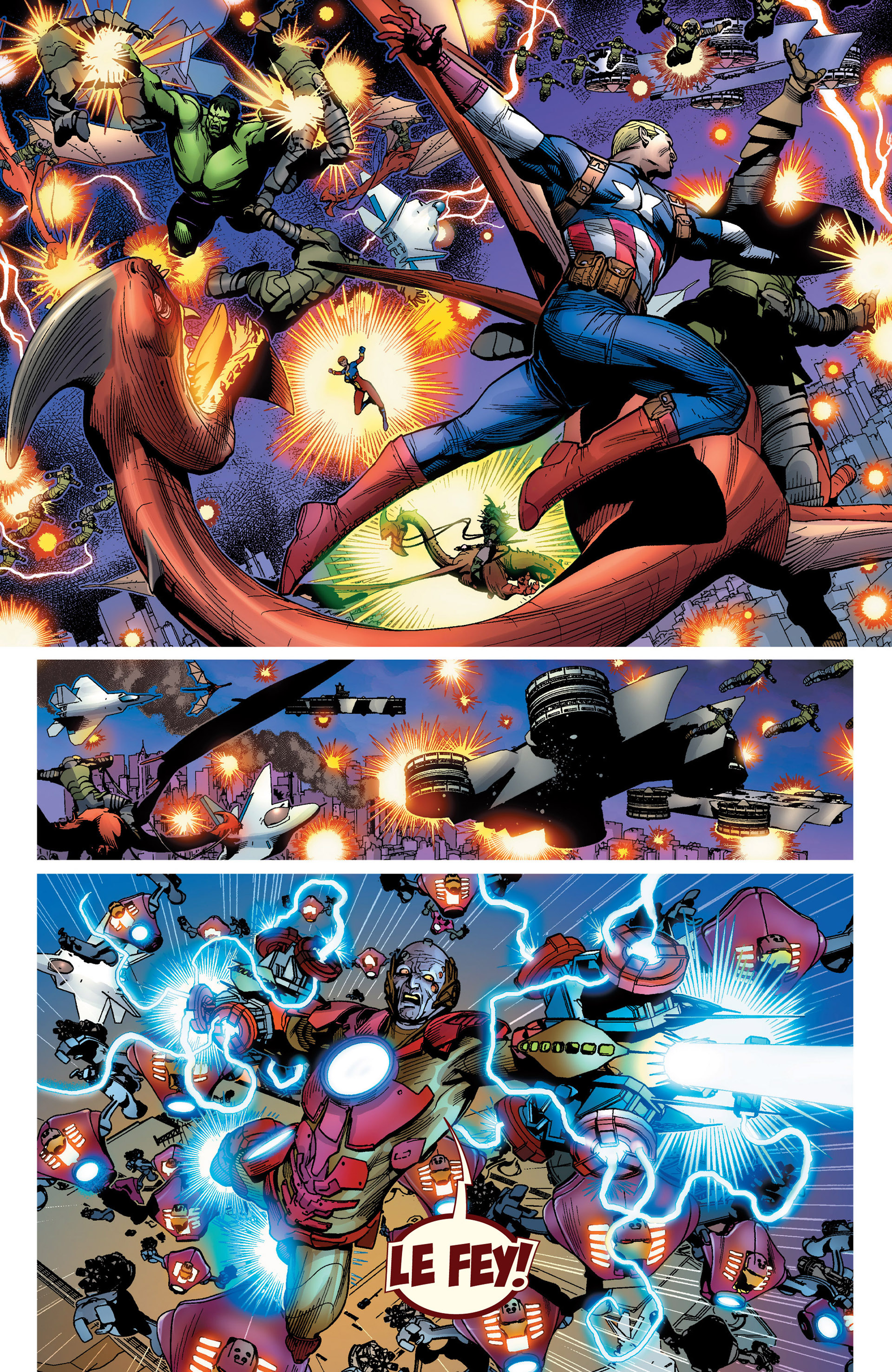 Read online Age of Ultron comic -  Issue #8 - 16