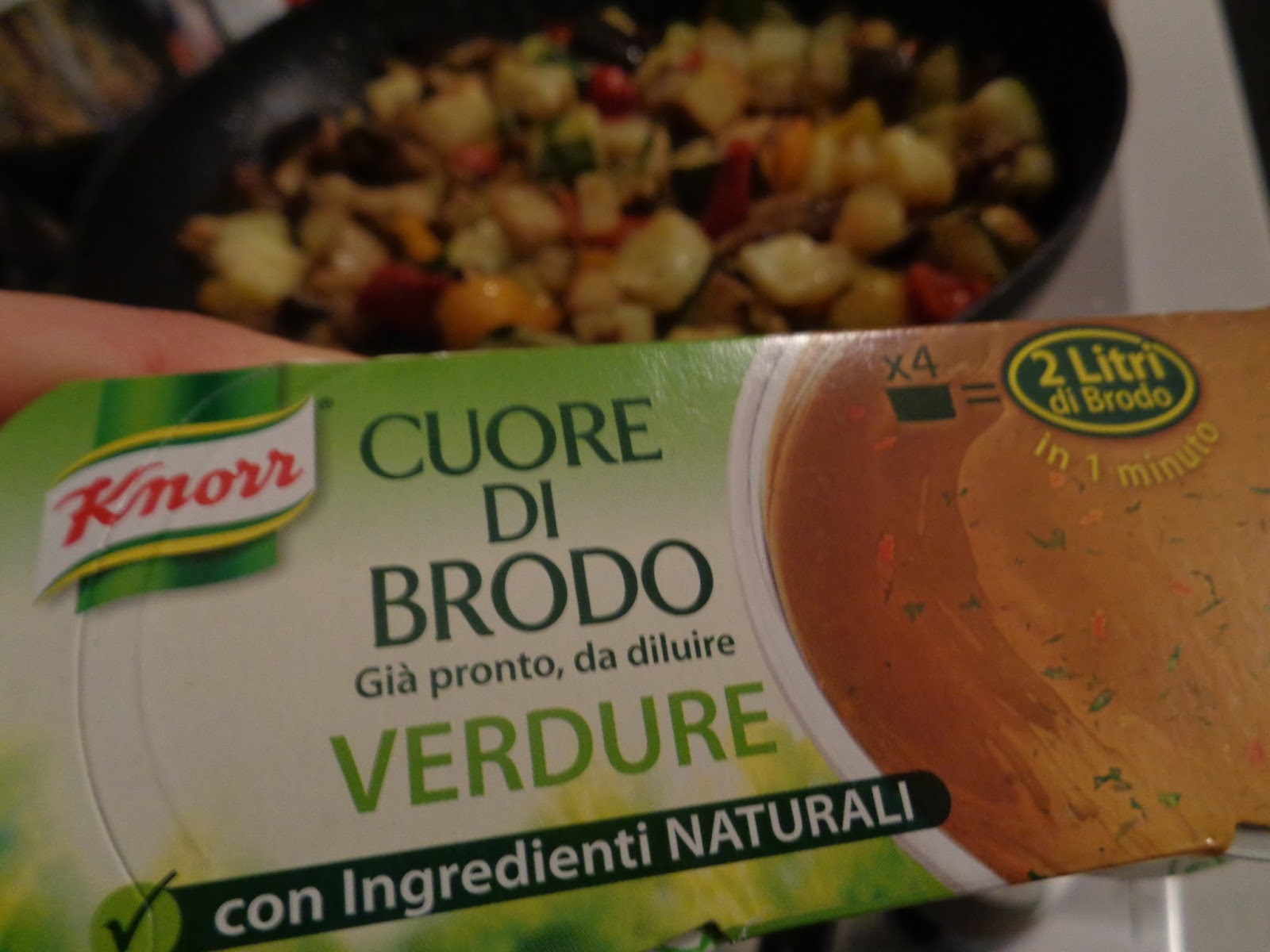 Passioni E Recensioni Cuore Di Brodo Knorr