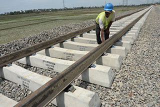 kemajuan pembangunan di Kalimantan Timur
