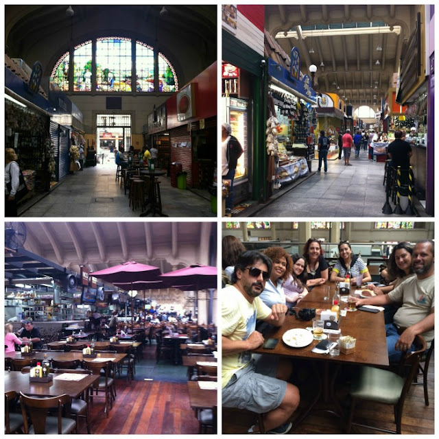 Food Markets pelo mundo - Mercadão, São Paulo