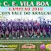 C. E. Vila Boa da Cidade de Goiás é campeão 2018 da Copa Vale do Araguaia