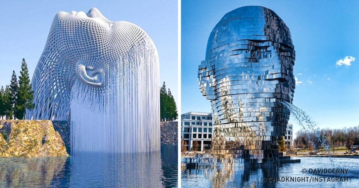 18 Amazing Fountains From All Over The World That Are Real Works Of Art