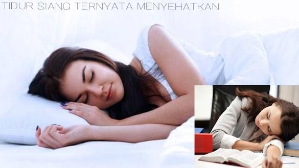5 Manfaat Utama Tidur Siang Yang Baik Untuk Kesehatan