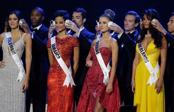 Ronda de preguntas a las candidatas a Miss Universo 2015