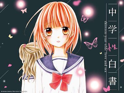 Chuugakusei Hakusho ~Ninshin~ de Haruka Uehara