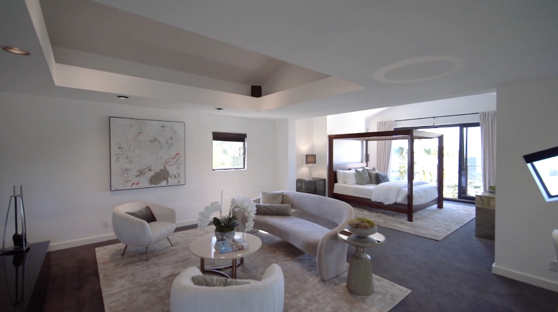 30 Interior Design Photos vs 7423 Woodrow Wilson Dr, Los Angeles Luxury Home Tour