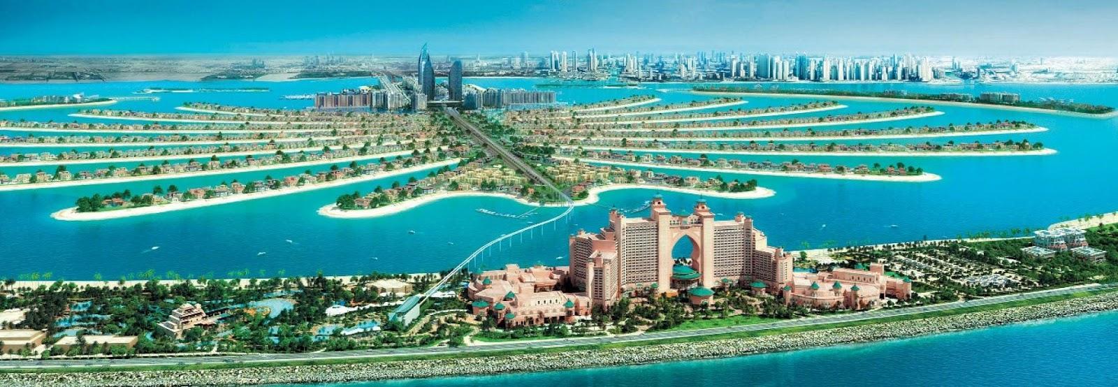 Dubai wallpaper 4k