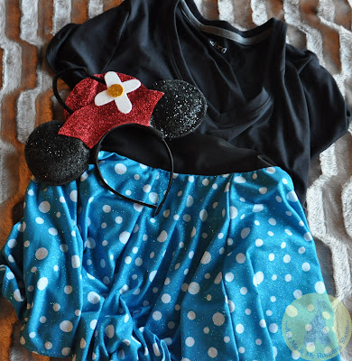 Vintage Minnie Costume
