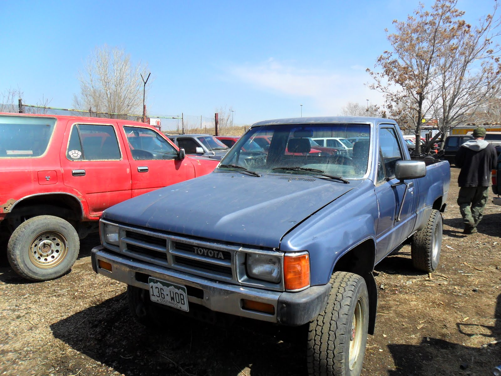 1987 Toyota Pickup Parts Diagram New Arrivals At Jims Used Truck