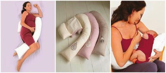 i cuscini per la gravidanza e l' allattamento - quando nasce una mamma