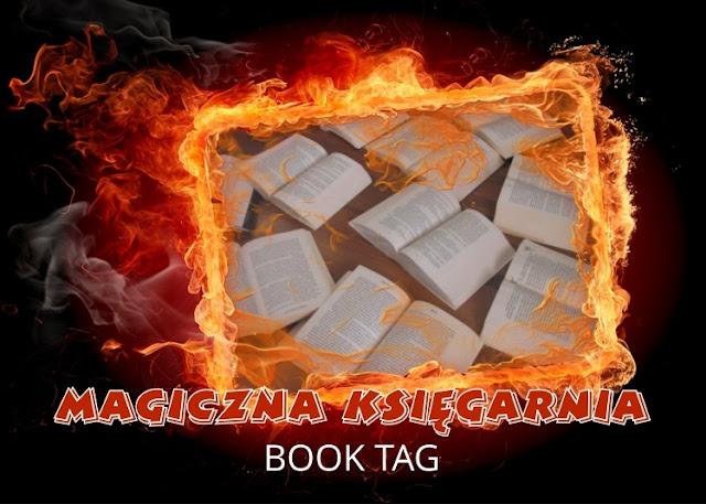 MAGICZNA KSIĘGARNIA - BOOK TAG