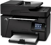 HP LaserJet Pro M127fw Télécharger Pilote Driver Imprimante Gratuit