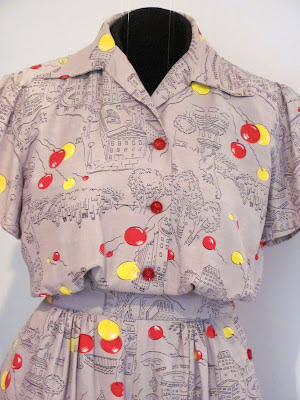 Pintucks: California Fashion: Patio Prints from the 1940's ...