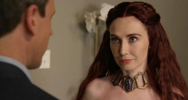 Melisandre Baby Shower
