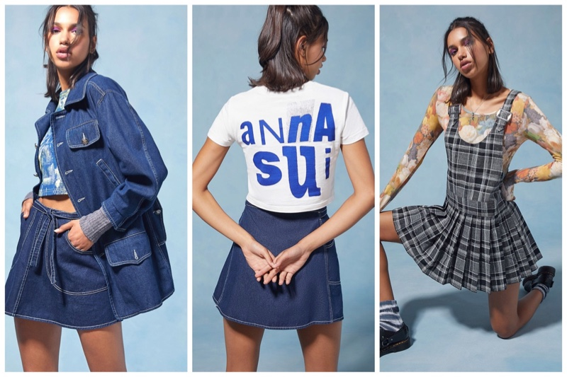 ANNA SUI X URBAN OUTFITTERS COLLABORATION