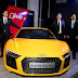 Audi R8 V10 Plus Unveiled In North India