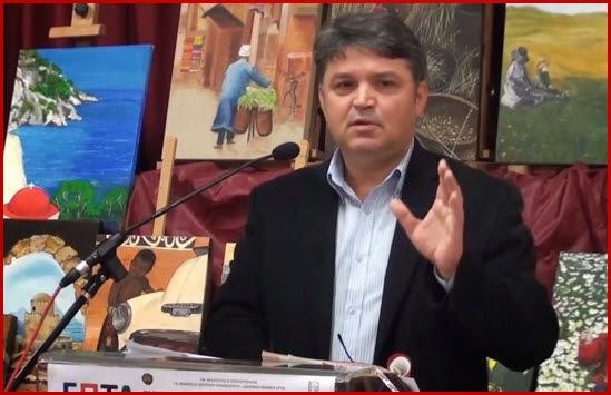 Δημήτριος Νατσιός: Τώρα «εσυνηθίσαμε» να φοβόμαστε τους Τούρκους