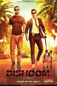 Download Dishoom (2016) Hindi Movie 720p [1GB]