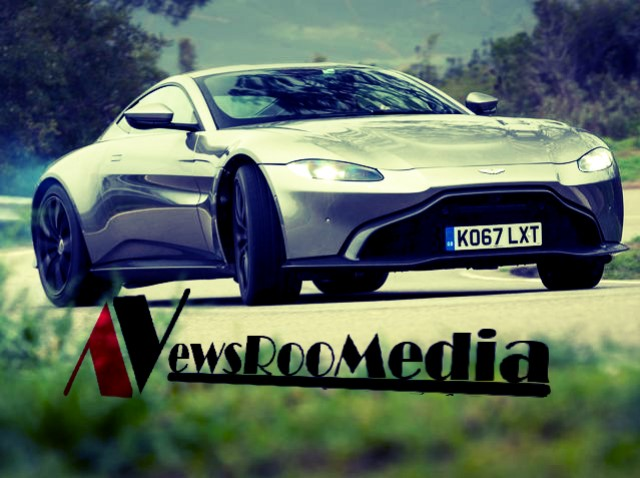 Aston Martin Vantage Launch In India At 2 95 Crores Newsroomedia