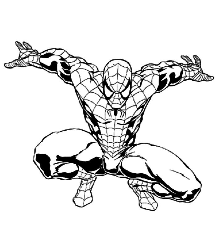 Imagens Para Celular Desenhos Do Homem Aranha Para Imprimir E Colorir