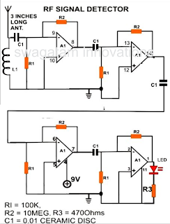 Wiring Pre Circuit diagram: How to Make a Cell Phone RF