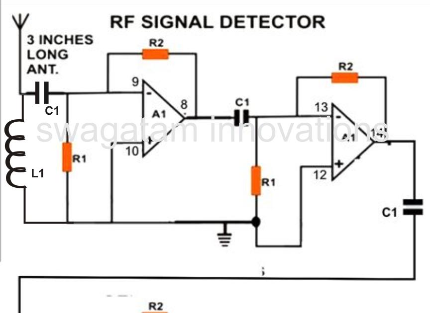 cell phone circuit diagram