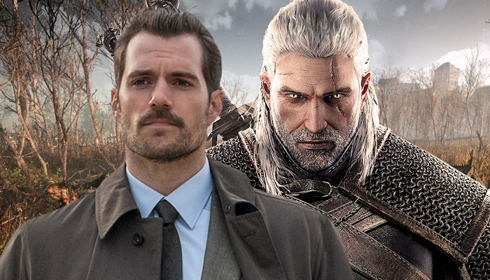 Interview Henry Cavill Inginkan Peran The Witcher