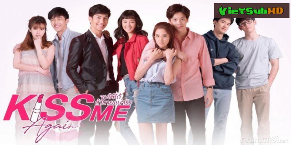 Phim Nụ Hôn Ngọt Ngào 2 Tập 5 VietSub HD | Kiss Me Again 2018