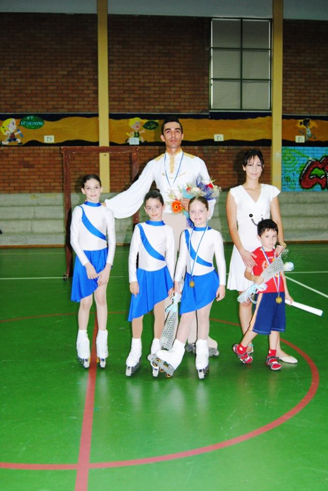 Kids have Fun in Cyprus: Roller Sports Arena Cyprus ...