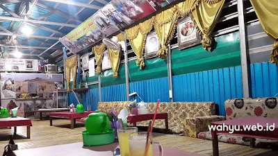 Depot Abu Nawaf: Masakan Arab di Banjarbaru