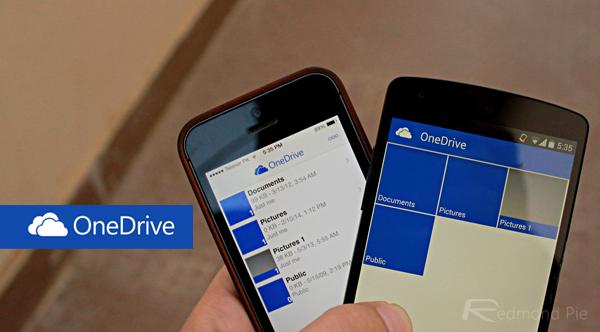 التطبيق النادر OneDrive يمنحك مساحة تخزين مجانية عبر الإنترنت