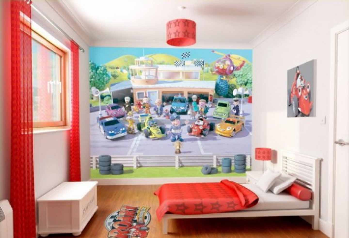 Small Children S Room Ideas: Kids Bedroom Wallpapers