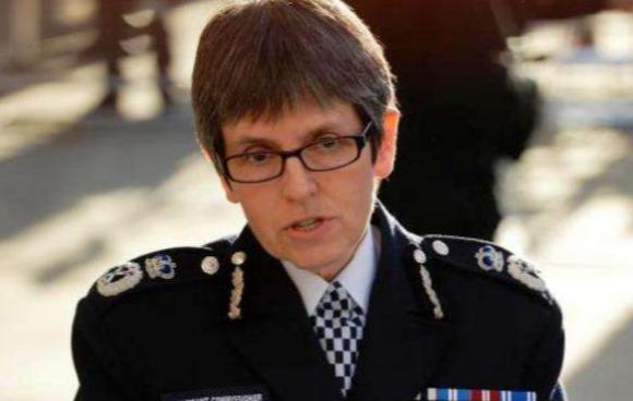 Kepolisian London Dipimpin Wanita